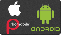 Apple,Android,Rhombile